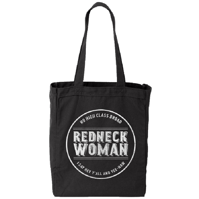 Gretchen Wilson Black Tote Bag