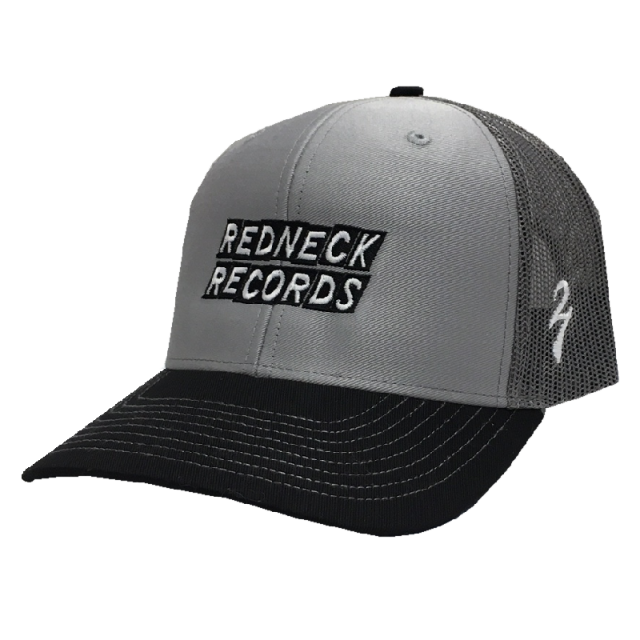 Gretchen Wilson Grey and Black Ballcap